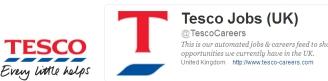 Tesco Jobs On Twitter