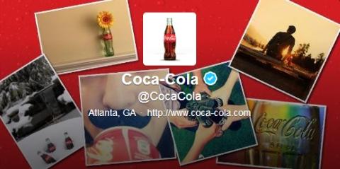 Coca Cola On Twitter