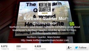 Northern Quarter, Manchester on Twitter