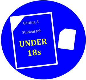 Getting a student job - under 18