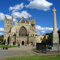 Exeter Top City For UK Jobs Growth