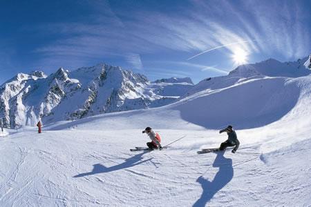 consejos básicos para empezar a esquiar