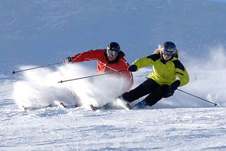 How to ski, best skiing tips, and ski school instruction ski mag.