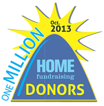 HOME Fundraising recruits one millionth donor